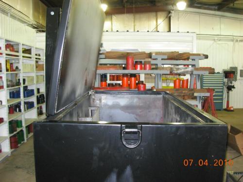 Caustic hot tank 004