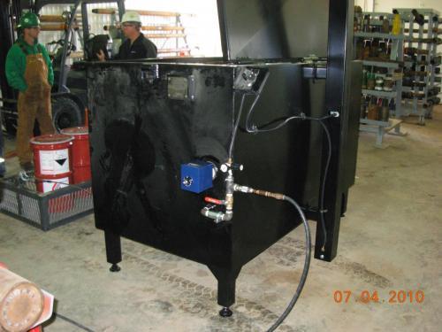 Caustic hot tank 005